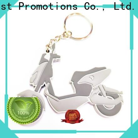 professional rubber keyring directly sale for key