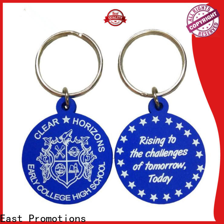hot-sale keyring rubber with good price for key