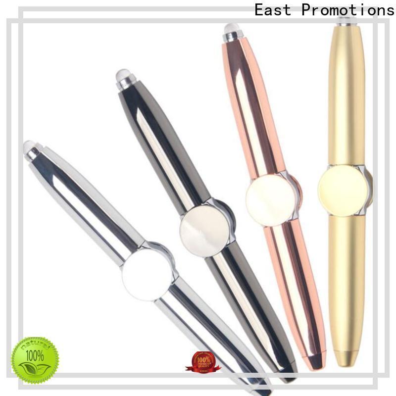 East Promotions professional custom metal pens best manufacturer for sale