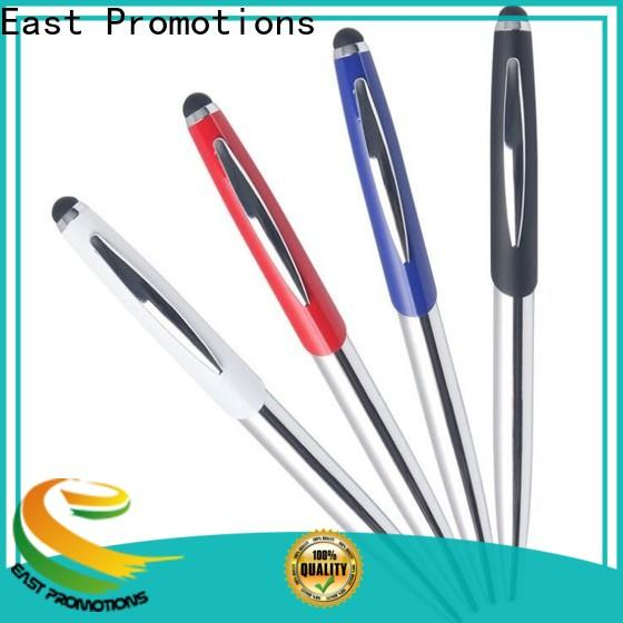 East Promotions low-cost heavy metal pens series for student