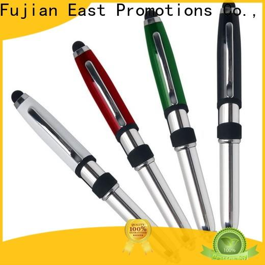 East Promotions executive metal pens manufacturer for student