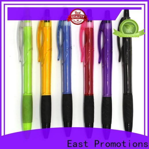 East Promotions plastic ballpoint pen series for children