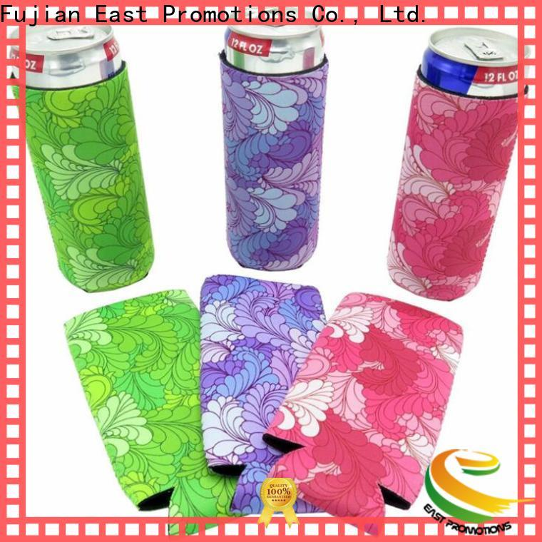 East Promotions cheap beer koozies suppliers for sale