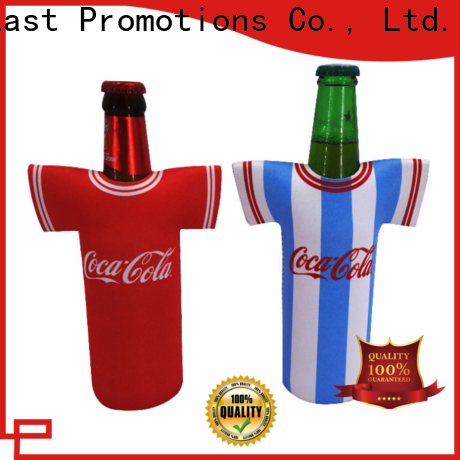 East Promotions beer bottle sleeve supply for cup