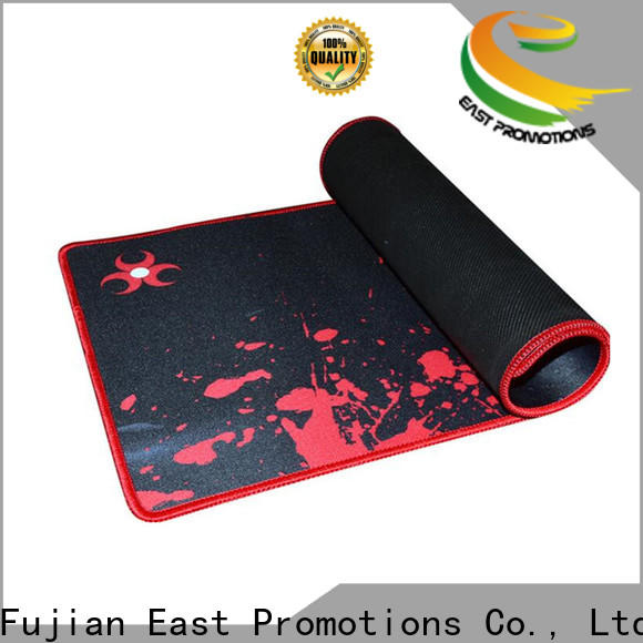 quality pu leather mouse pad wholesale for school
