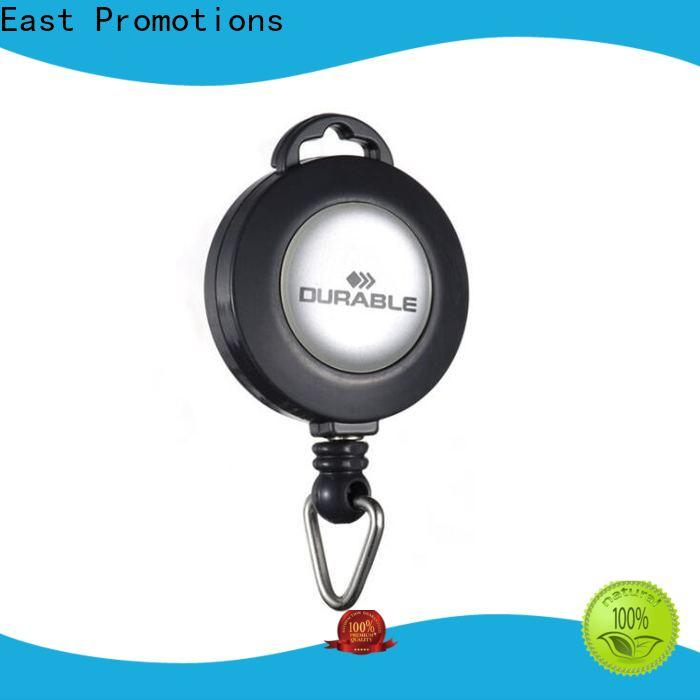 East Promotions hot-sale bulldog clip lanyard best supplier bulk buy