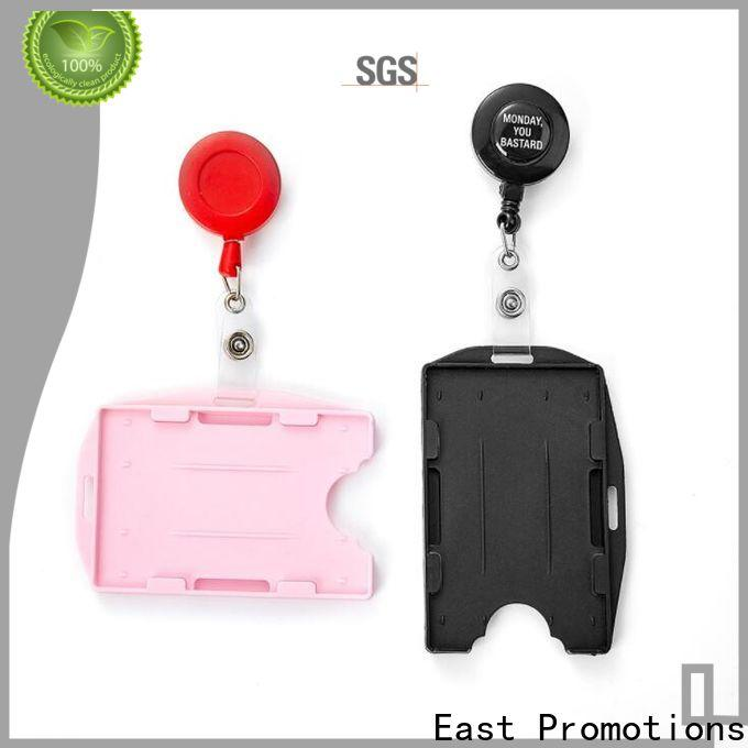 hot selling retractable name badge holders from China bulk buy
