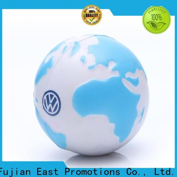 East Promotions worldwide office stress toys factory for shopping mall