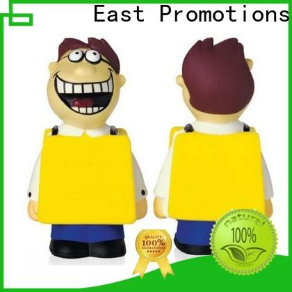 East Promotions factory price custom stress relief balls best manufacturer for shopping mall