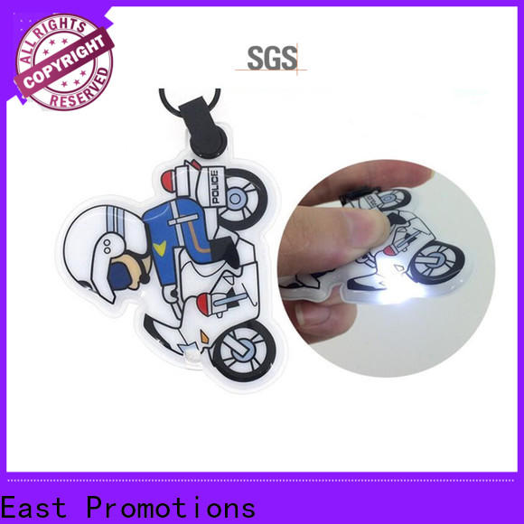 East Promotions high quality led keychain light supply for decoration