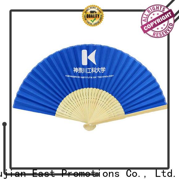 high quality bamboo hand fan manufacturer bulk production