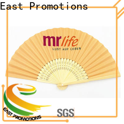 low-cost fancy hand fans factory direct supply bulk production