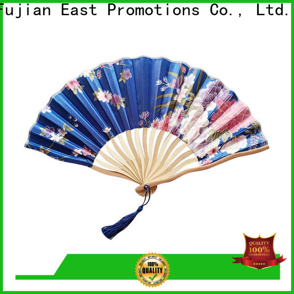 East Promotions latest cheap hand held fans series bulk production