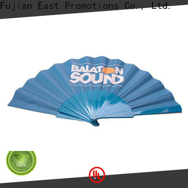 East Promotions new hand held fan manufacturer for decoration