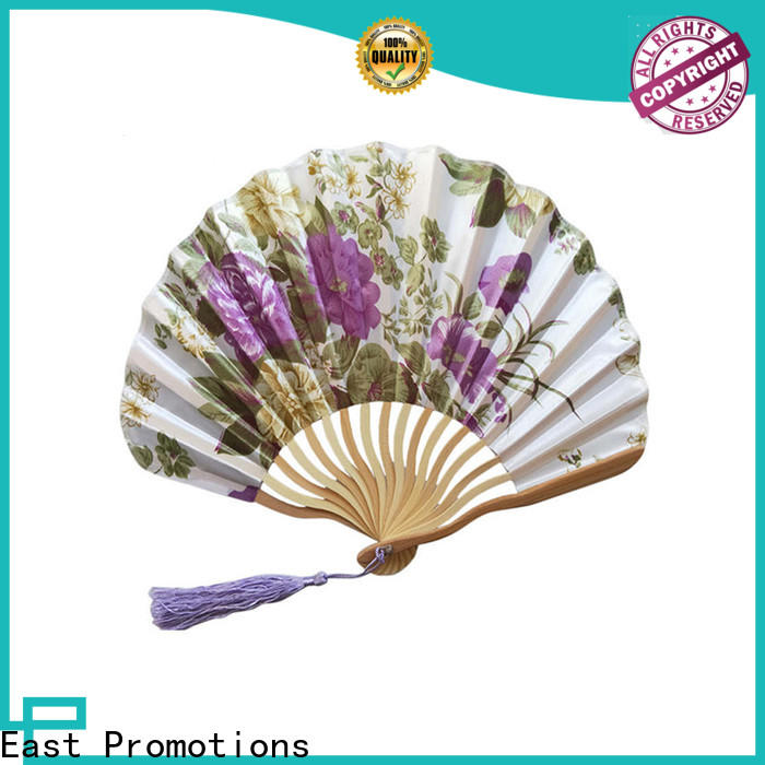 East Promotions latest hand held fans bulk supplier for decoration