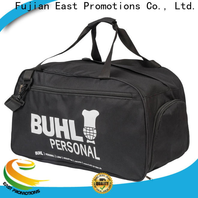 East Promotions lightweight travel bag supply for sport