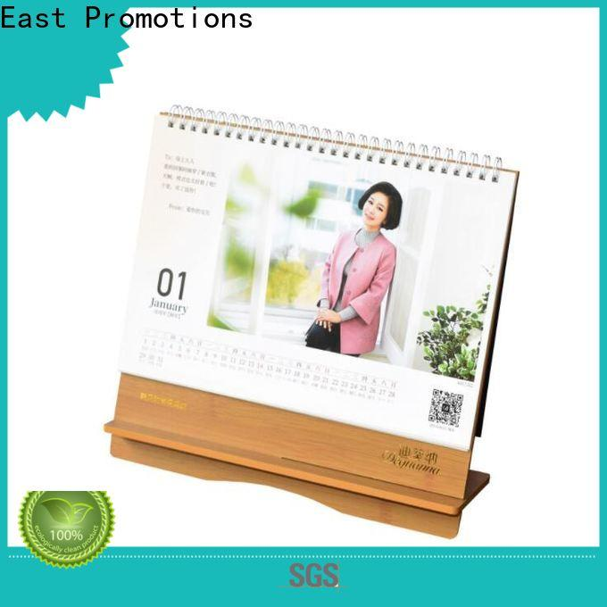East Promotions quality wall calendar suppliers for sale