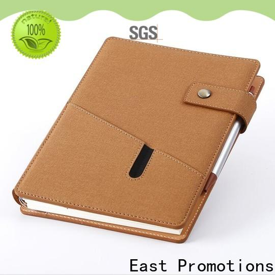 East Promotions top selling notebook with elastic band inquire now for office