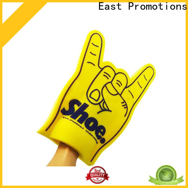 East Promotions high-quality inflatable boom sticks company for party