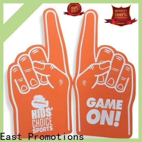 East Promotions inflatable thunder sticks factory for sale