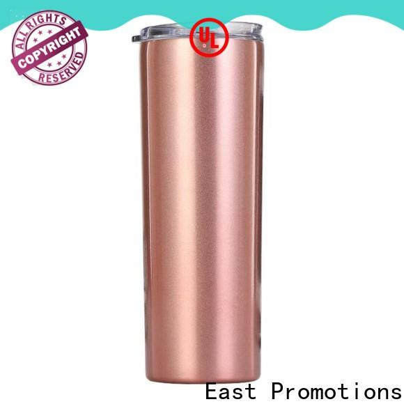 East Promotions stainless steel travel coffee mugs inquire now bulk production