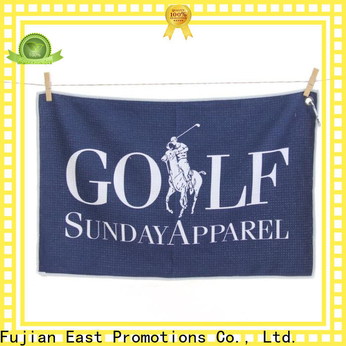 East Promotions custom beach towels with good price for cleaning