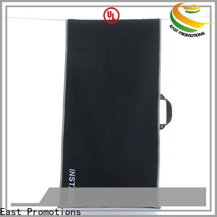 promotional good quality towels with good price for gym