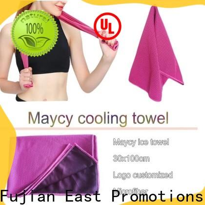 latest personalized sports towels factory for packing