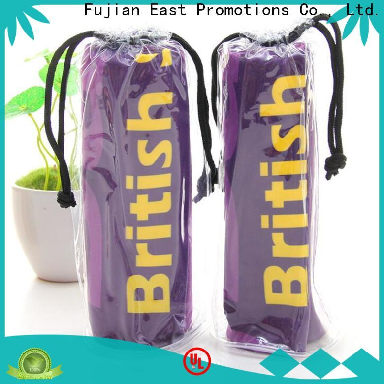 East Promotions promotional sports towels best manufacturer for packing