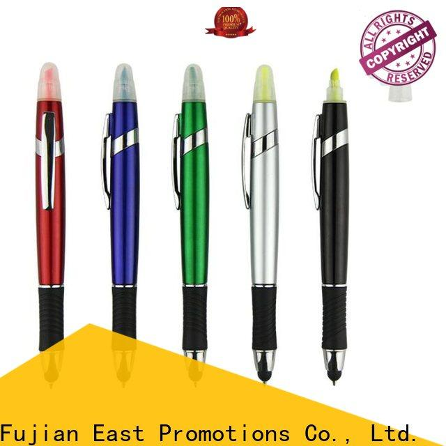 factory price promotional plastic pens supplier for children