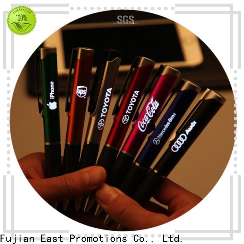 East Promotions promotional plastic pens with good price bulk buy