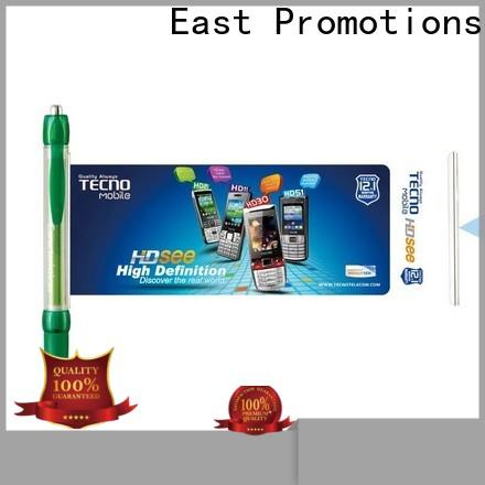 East Promotions low-cost retractable ballpen company for sale