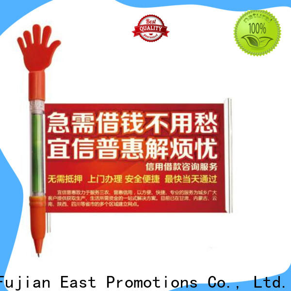 East Promotions cost-effective promotional plastic pens wholesale for work
