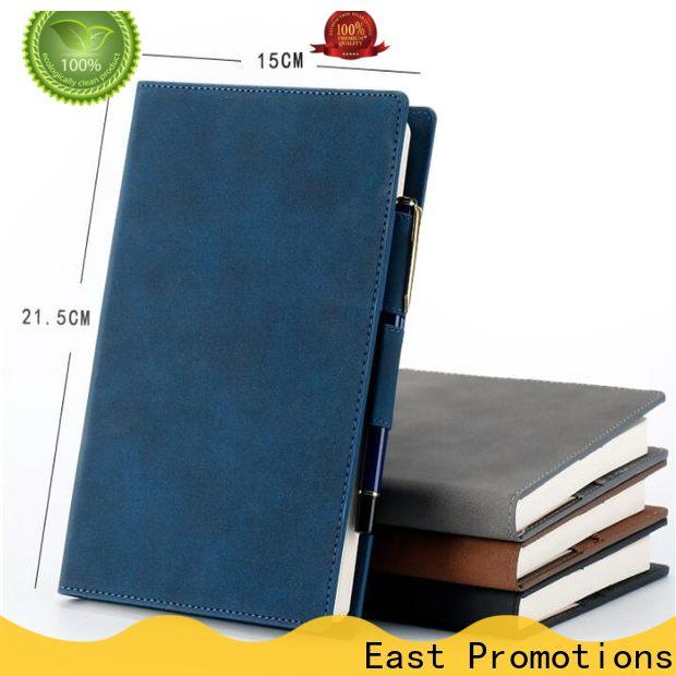 East Promotions high quality notebook with elastic band manufacturer for sale