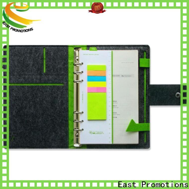 East Promotions notebook stationery series for work