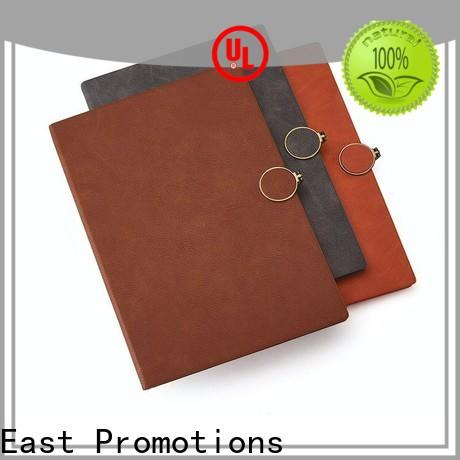East Promotions top quality daily journal notebook supplier for gift