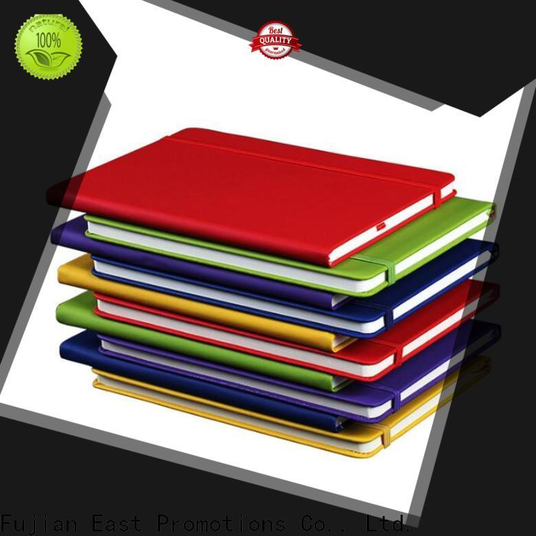 hot selling notebook with elastic band best manufacturer for office