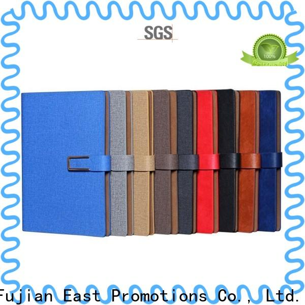 East Promotions hot selling spiral bind notebook factory for sale