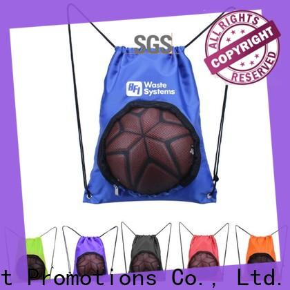 popular plain drawstring bags from China for school