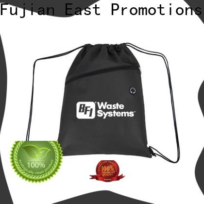East Promotions high quality cheap drawstring bags in bulk wholesale for sale