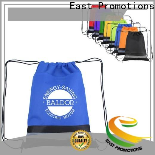 East Promotions drawstring bags bulk series for sale