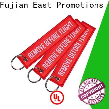 worldwide personalized fabric keychains factory direct supply for decoration