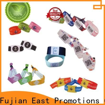 East Promotions best silicone wristband factory bulk production