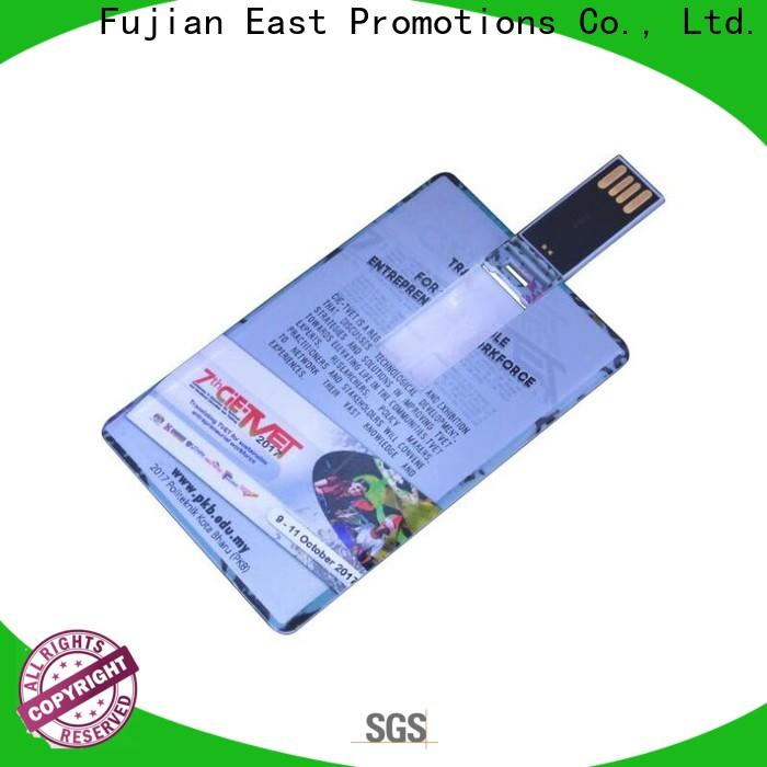 East Promotions best usb stick flash drive supplier for file storage