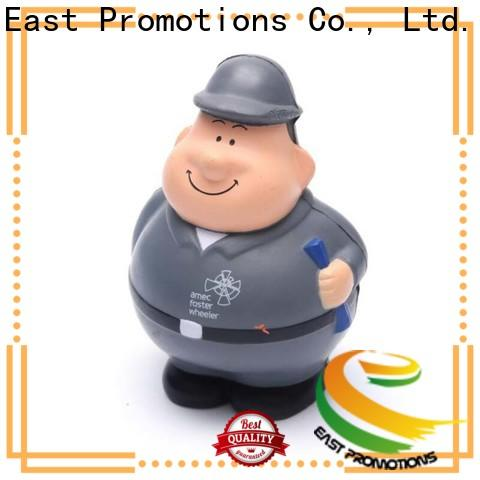 East Promotions office stress toys best manufacturer for shopping mall