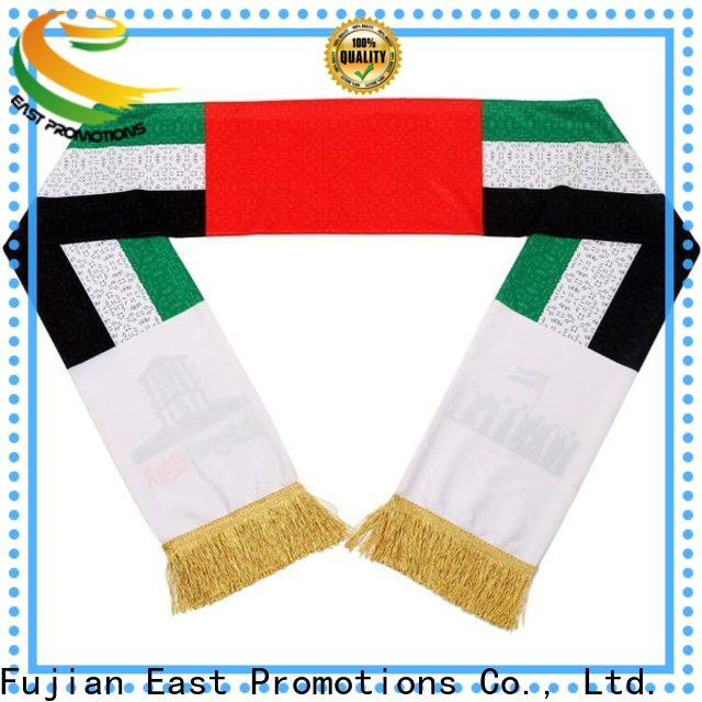 practical football fans scarf manufacturer bulk buy
