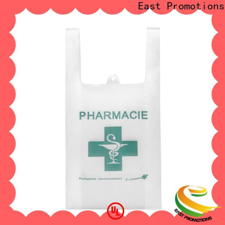 East Promotions quality branded non woven bags with good price for shopping mall
