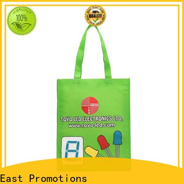 East Promotions top selling non woven shopping bags company for market