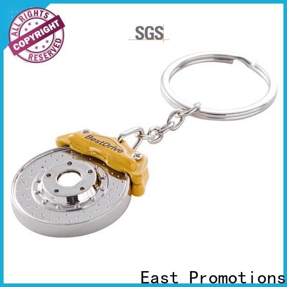 East Promotions custom metal keychains best manufacturer for decoration