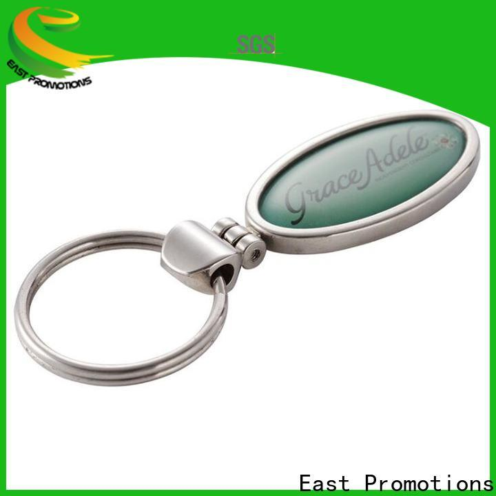 top promotional keychains metal series bulk production